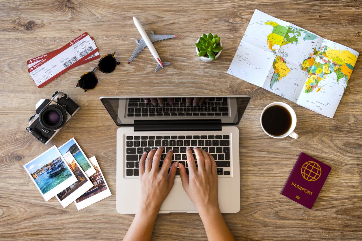 Blogg  om  reiser